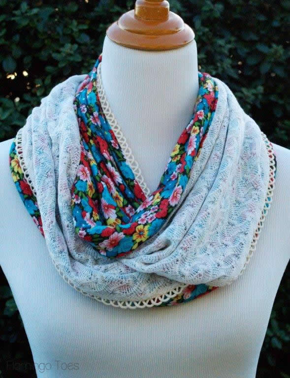 1 Hour Scarf Tutorial