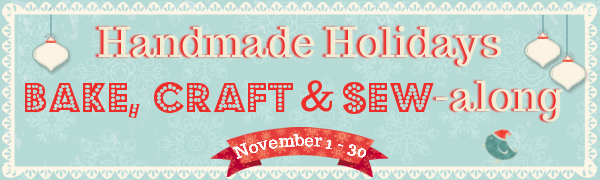 Bake Craft Sew Along Guest Post & Giveaway!