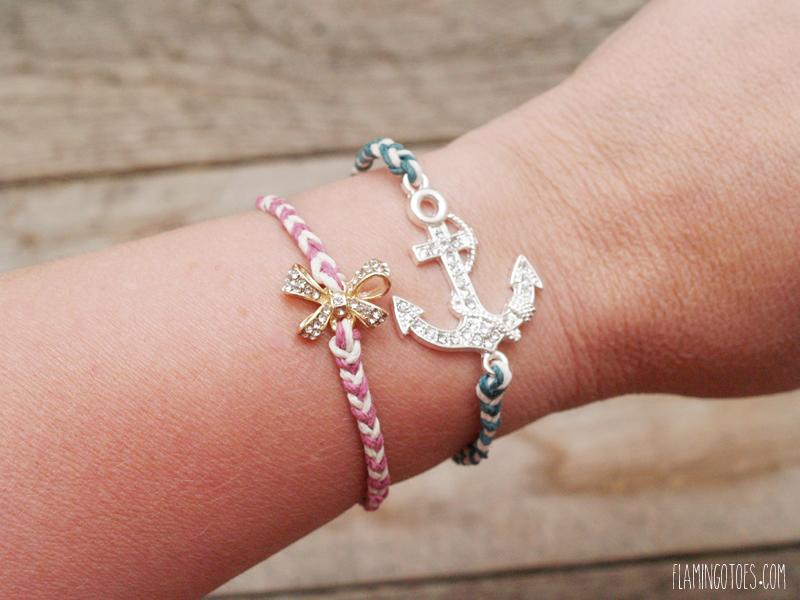 Pretty Braided Bracelets