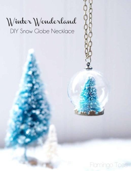 Snow Globe Ring Tutorial