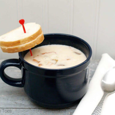 Easy Entertaining with a Soup & Movie Party