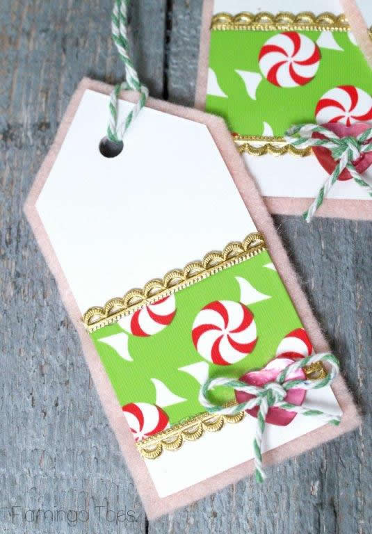 peppermint tape gift cards