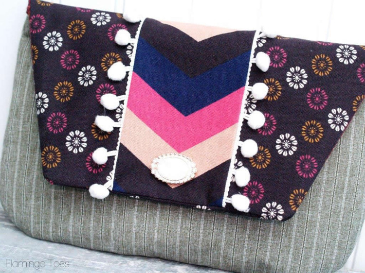 snap clutch pattern