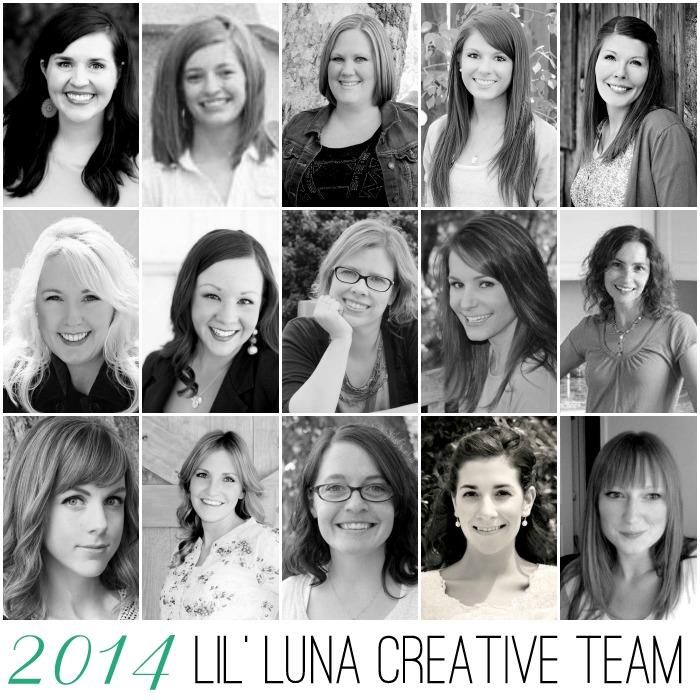 2014 Lil' Luna Creative Team