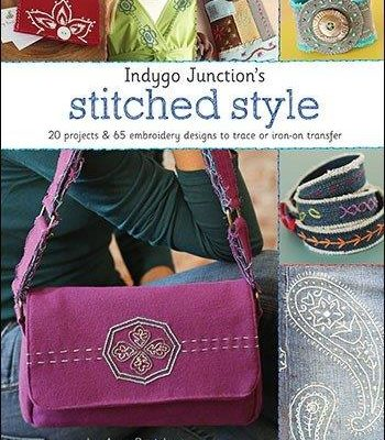 Stitched Style Book And Giveaway