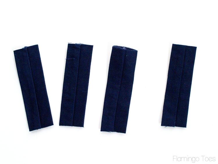 strap pieces