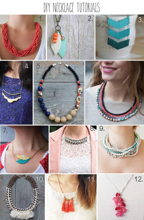16 DIY Bracelet Tutorials - part of a huge roundup of 51 DIY Jewelry Tutorials!