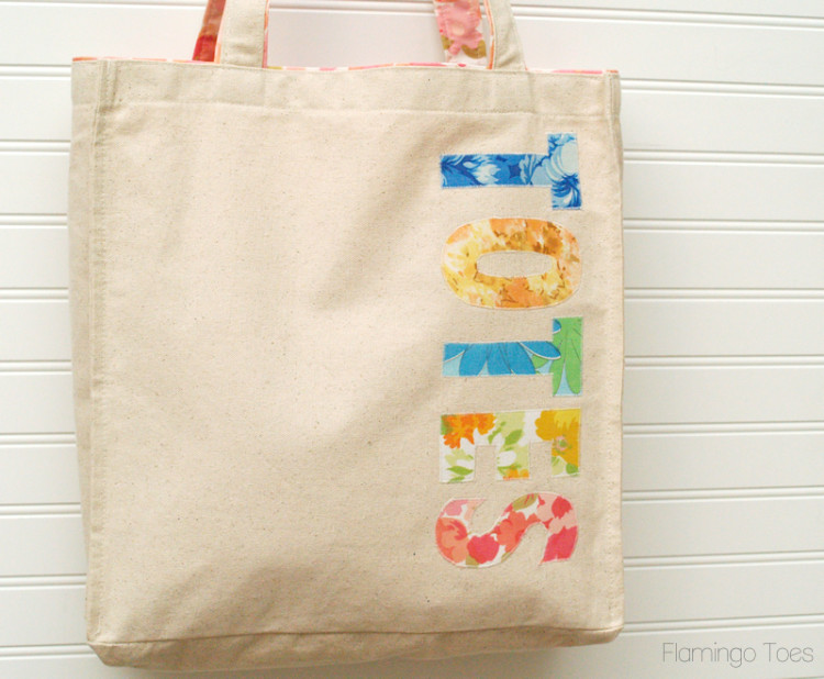 Fabric Totes Canvas Tote