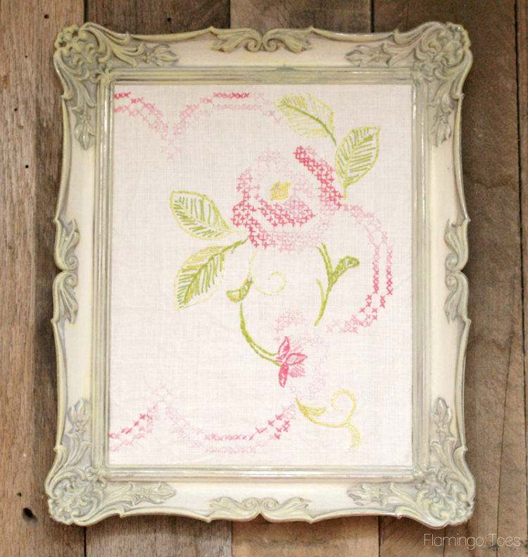 vintage cross stitch