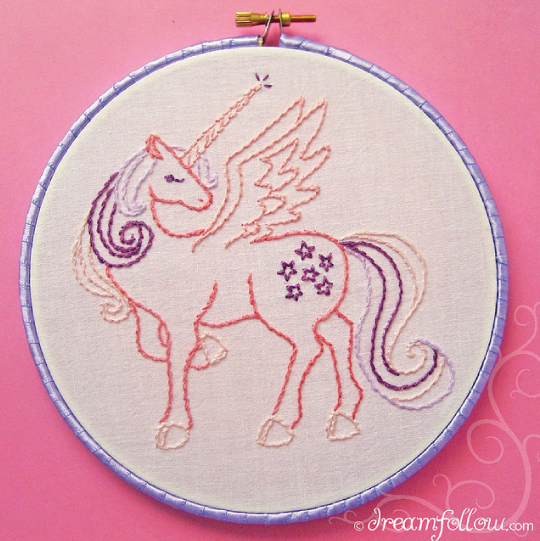 unicorn-embroidery