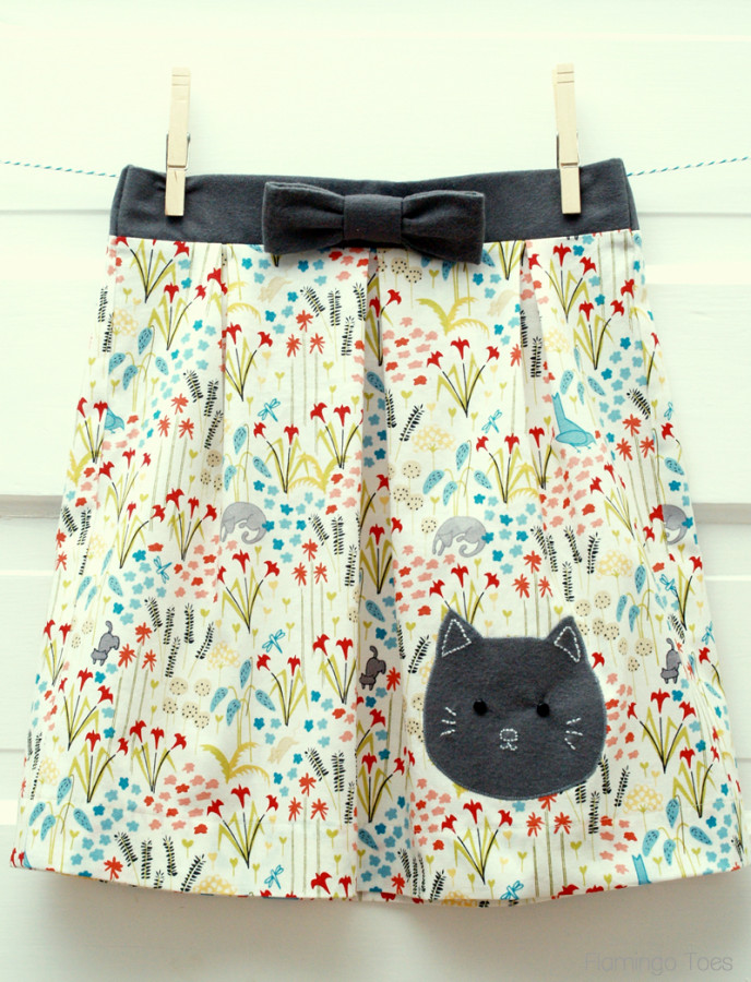 Kitten Skirt