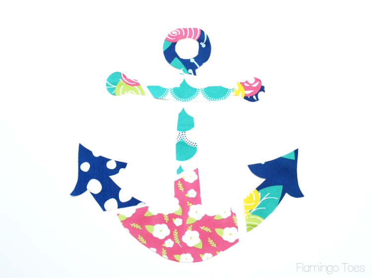patchwork anchor pieces