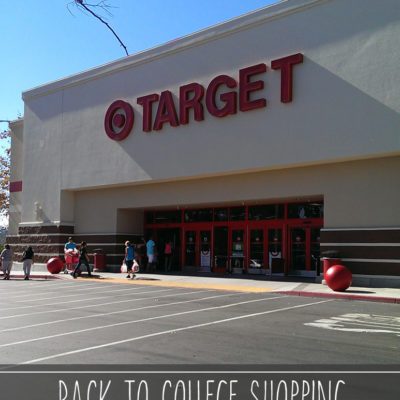 Shopping for the College Dorm Room & Giveaway
