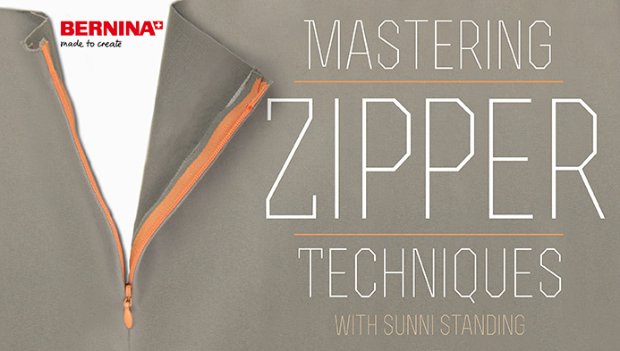 Learning New Stuff – Zipper Techniques