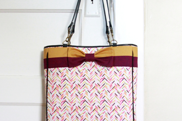 DIY Kate Spade Knockoff Bag