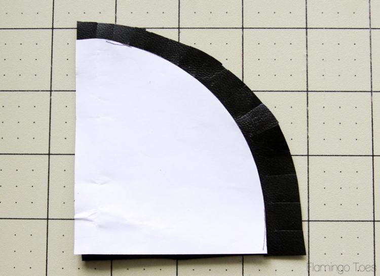 Leather Corner for Bag