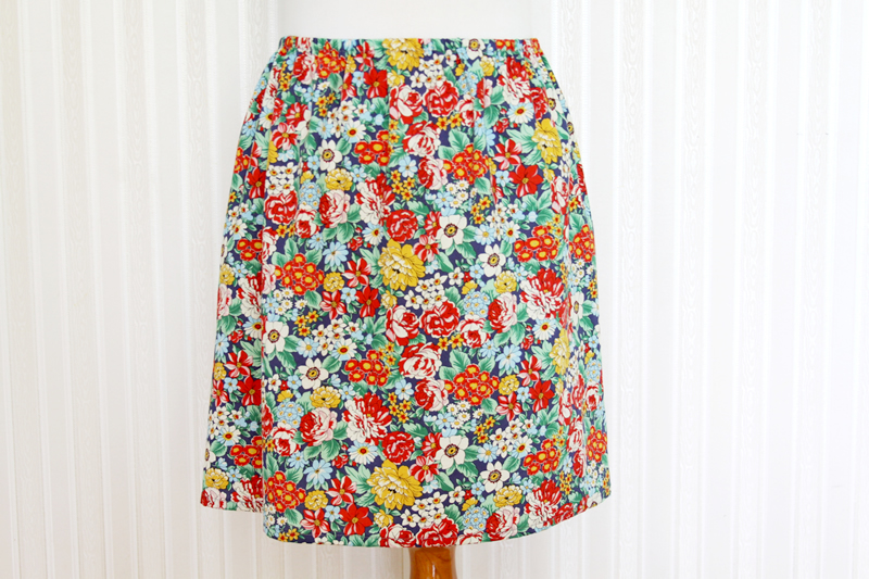 15 Minute Cute DIY Skirt