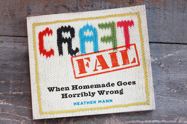 Craft Fail Book