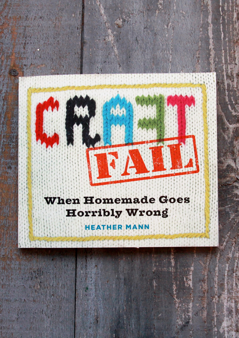Craft Fail Book Review