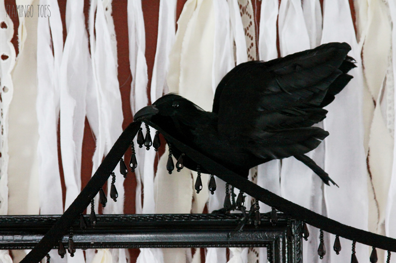 Halloween Crow Decorations
