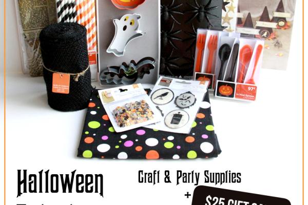 Halloween Extravaganza Giveaway