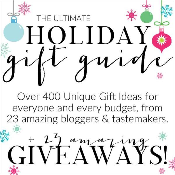 Holiday Gift Guide lg