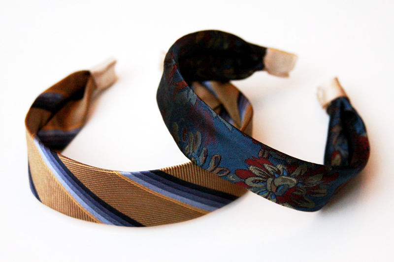 Necktie Headband