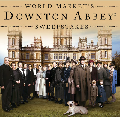 New Downton Abbey Convert – and Wish List