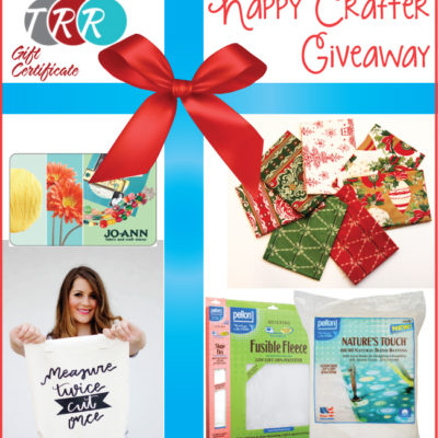 Happy Crafter Holiday Spirit Giveaway!