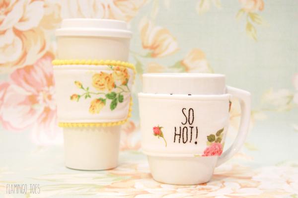 Pretty Mug Cozies