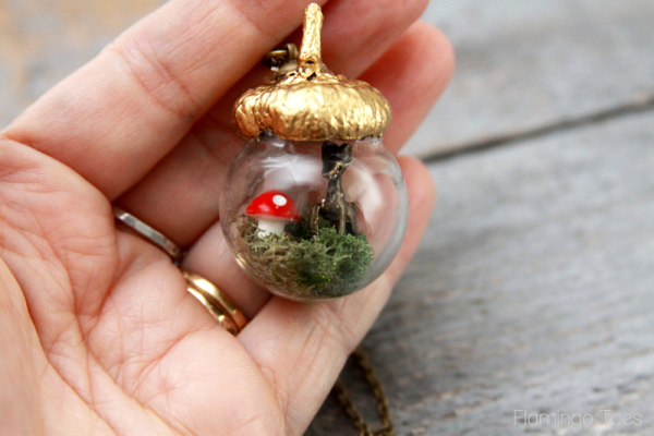 Sweet Woodland Necklace