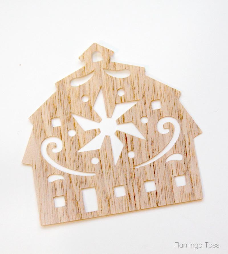 Wood Folk Art Barn