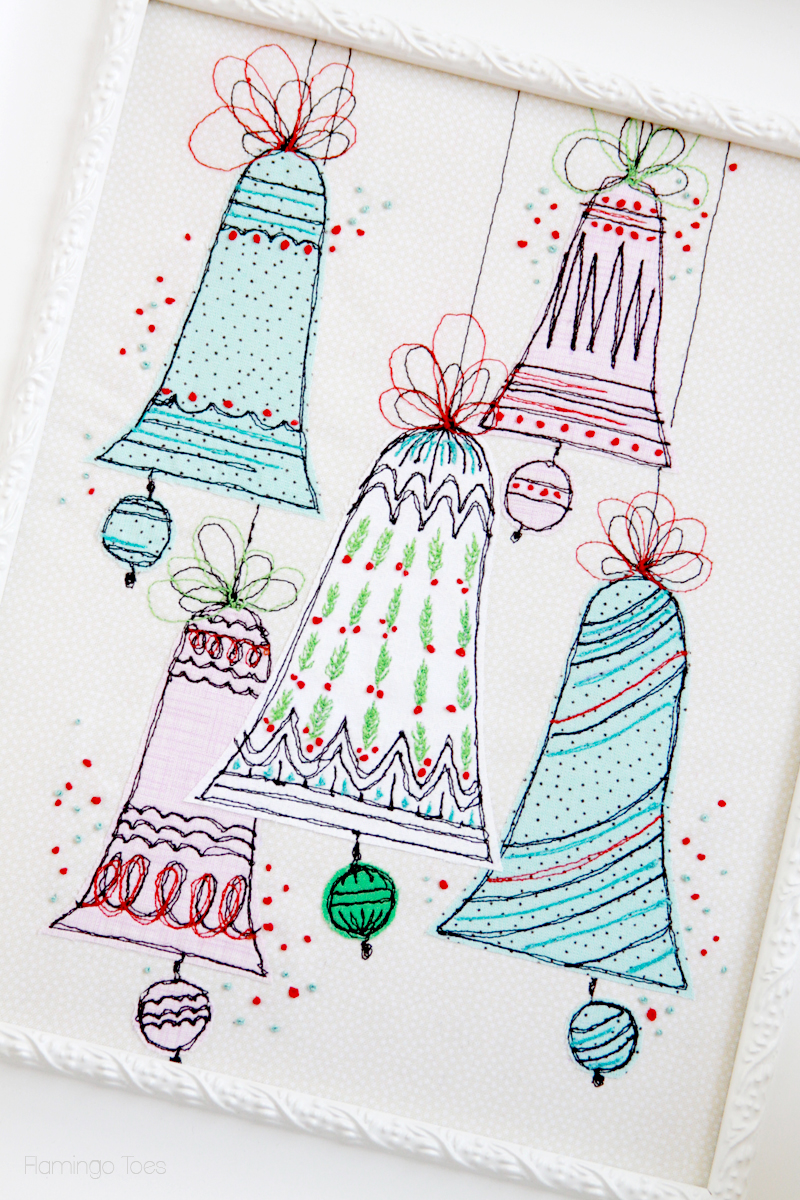 Colorful-Christmas-Stitched-Art