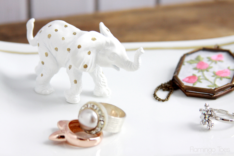 Anthropologie Knockoff Jewelry Trinket Dishes