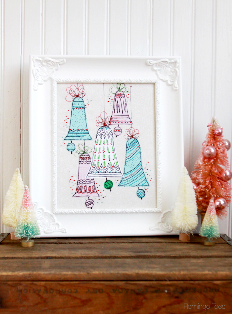 Retro-Christmas-Stitched-Art