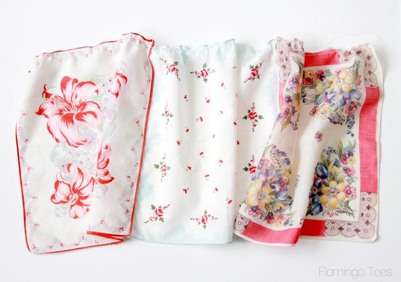 sewing handkerchief ruffles