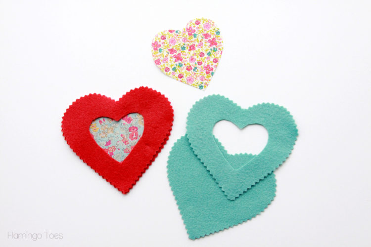 Felt-and-Fabric-Heart