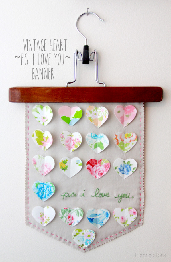 Vintage-Heart-PS-I-Love-You-Banner