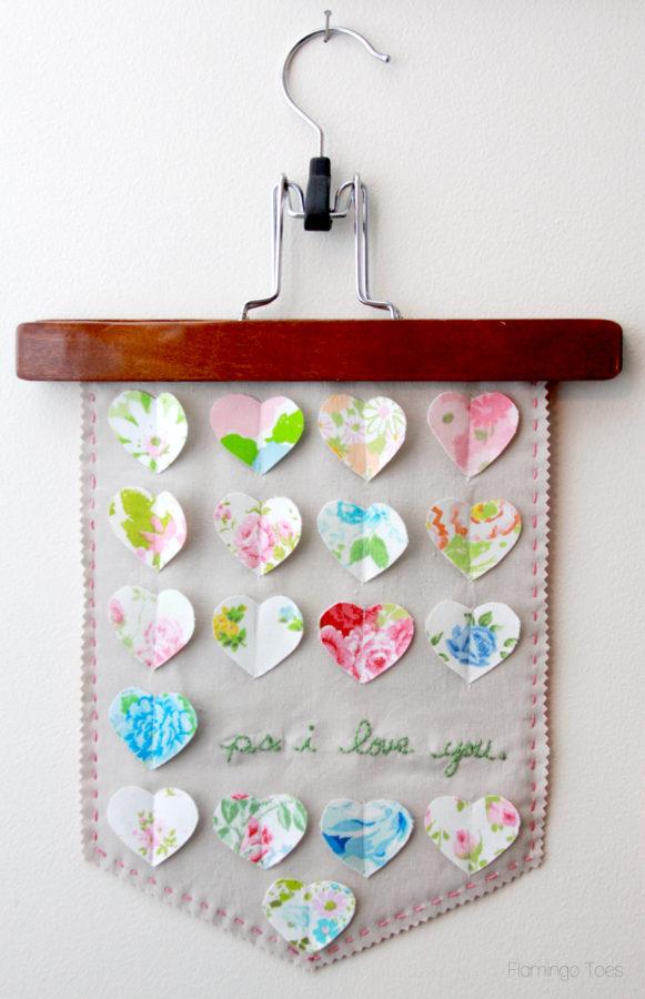 Vintage-Heart-Valentine-Banner