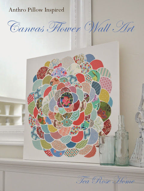 canvasflowerwallarttitle