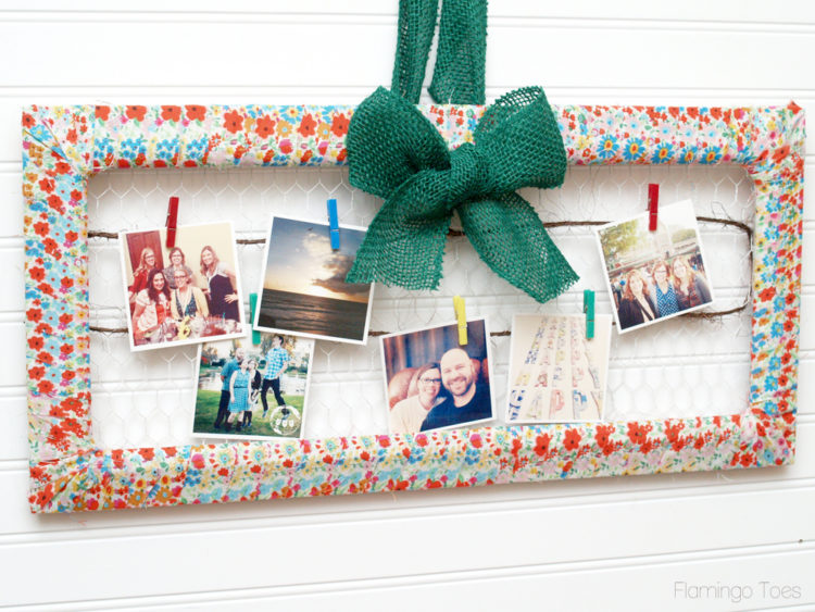 DIY-Instagram-Photo-Frame