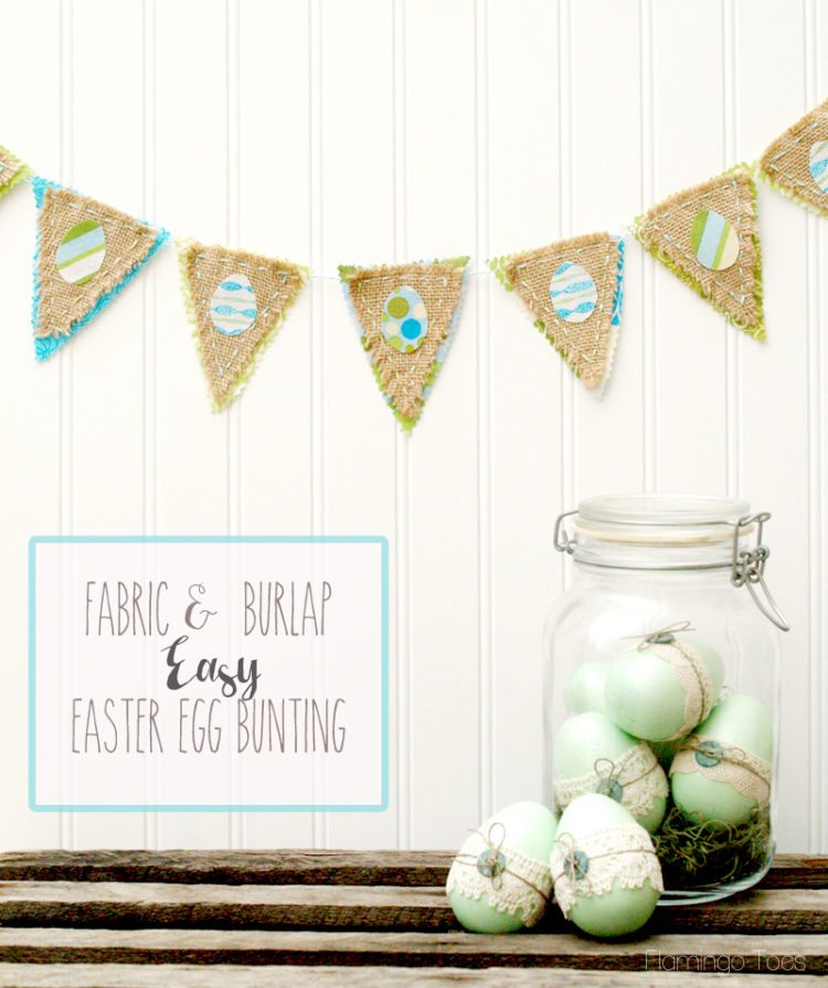 Fabric-and-Burlap-Easy-Easter-Egg-Bunting