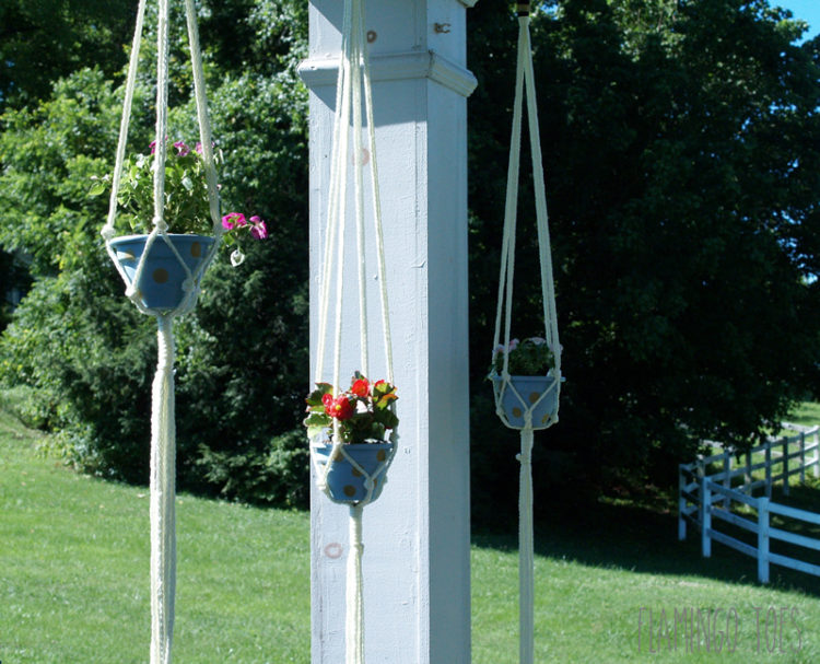 Hanging Planters for Porch