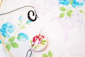 DIY Magnetic Needle Minders