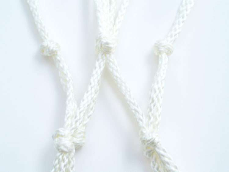 Second Set of Hanger Knots