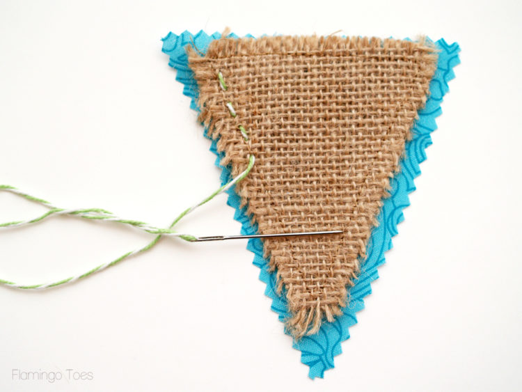 Stitching-Pennant-Pieces-Together