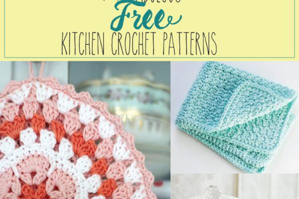 19-Free-Kitchen-Crochet-Projects