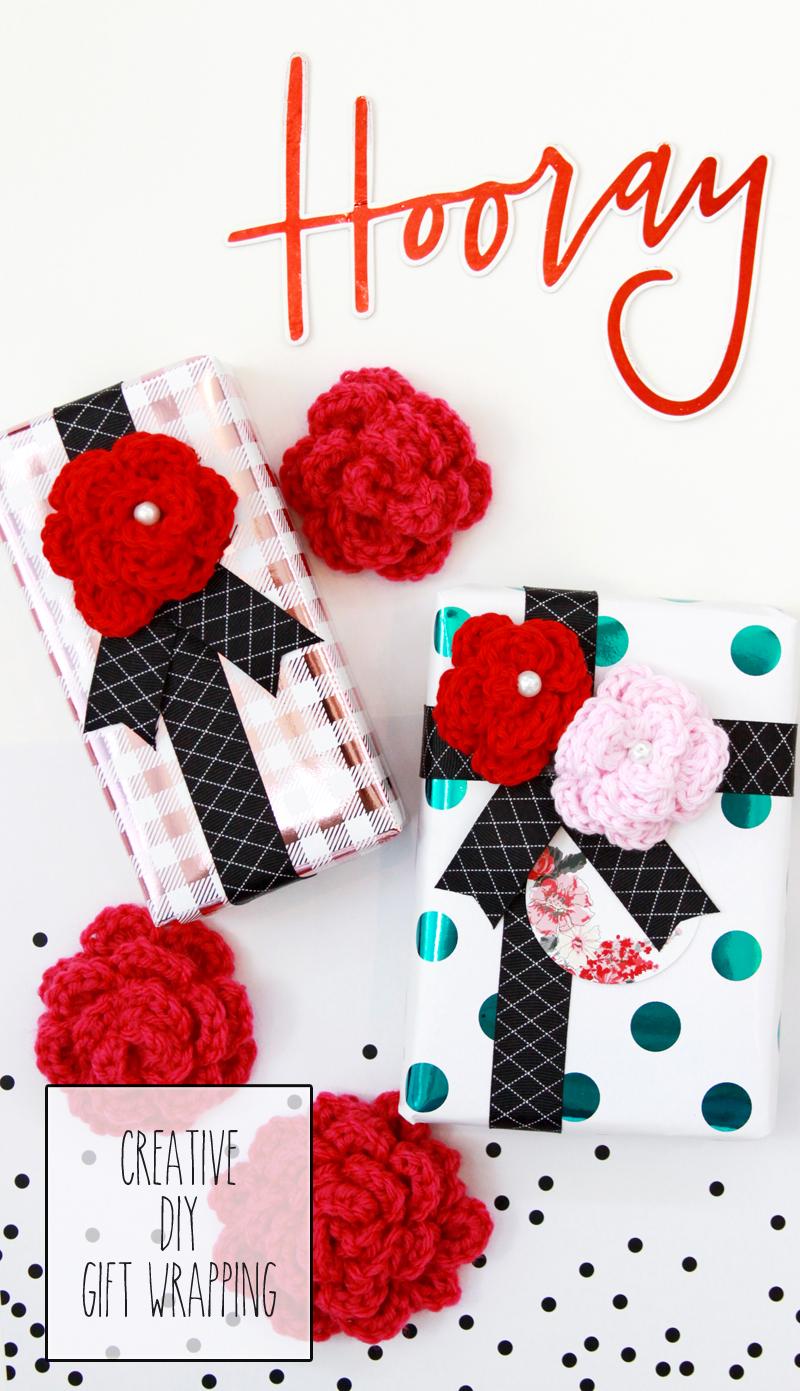 Creative DIY Gift Wrapping