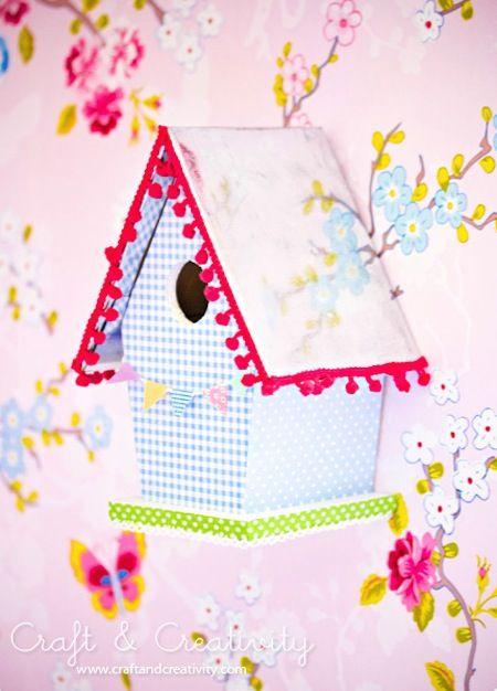 washi-tape-birdhouse
