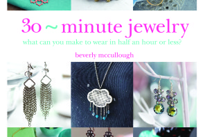 30 Minute Jewelry – My Book!